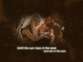 Daenerys Targaryen &amp; Khal Drogo - game-of-thrones wallpaper