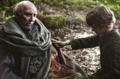 Maester Luwin & Rickon Stark - game-of-thrones photo