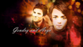 game-of-thrones - Arya & Gendry wallpaper