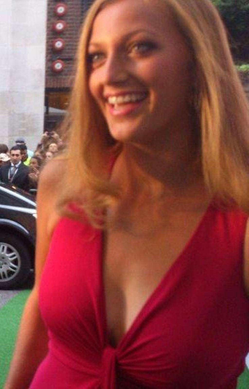 hot Petra Kvitova 2012