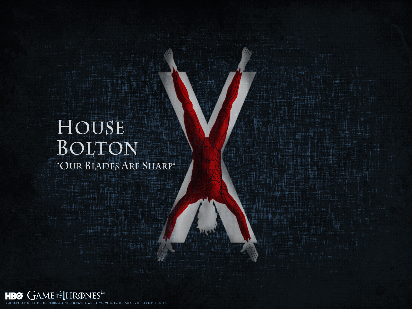 game of thrones bolton banner