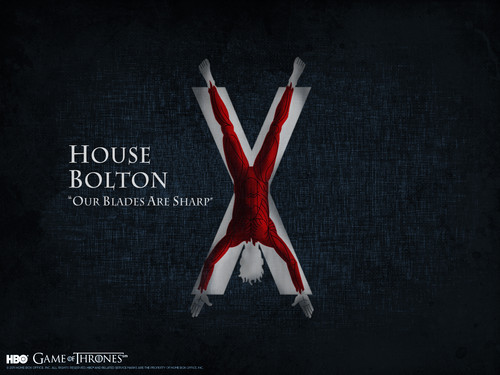 game of thrones wallpaper called House Bolton