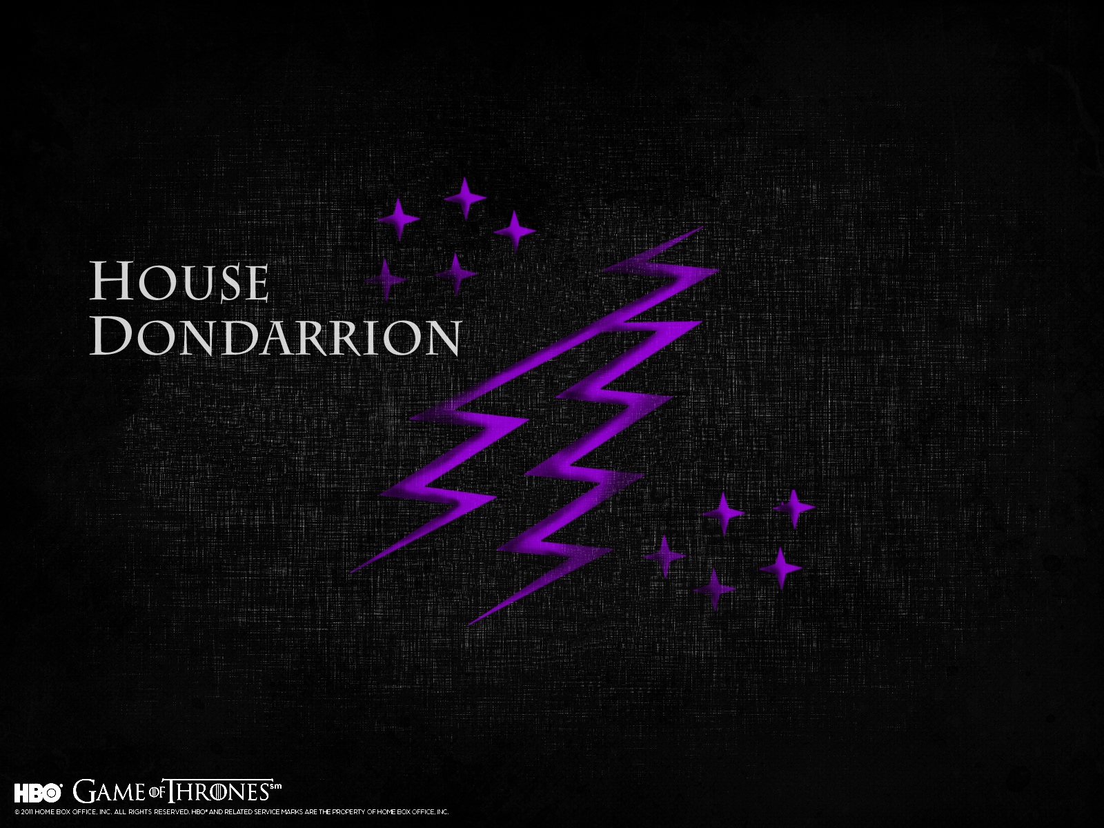 Game Thrones Houses Wallpaper
