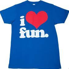 i ♥ fun.