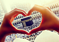 i 愛 Makkah!