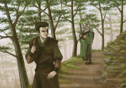 iroh and zuzu