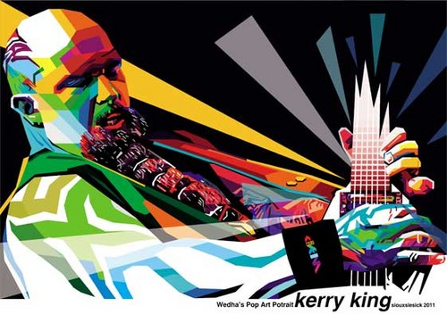 kerry king (slayer) in WPAP