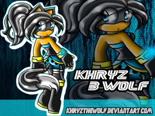 khryz the B-wolf