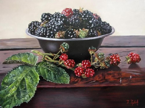 delicious berries - fruit Photo
