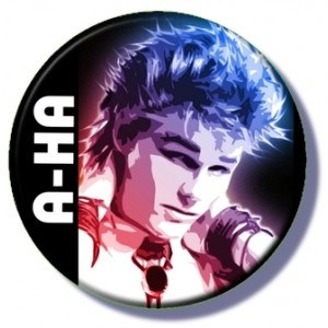morten harket pin