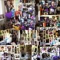 my bieber room :)<3