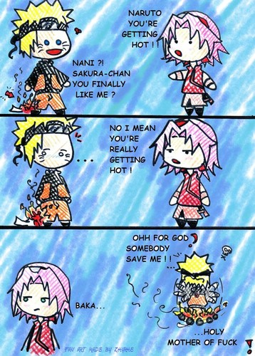 naruto you are hot