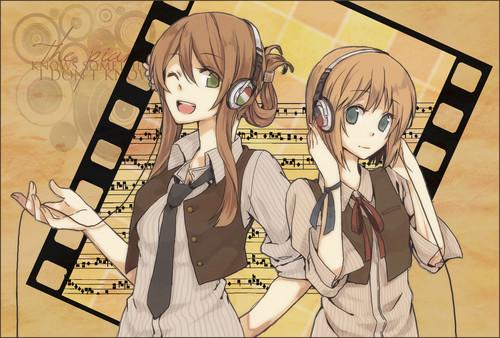 random animes~!