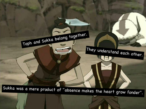 shipping confessions - avatar-the-last-airbender Photo