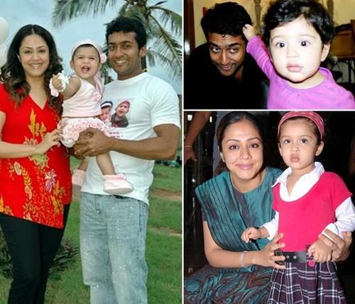 suriya family