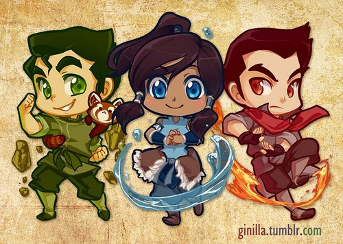 chibi kids** fan art**