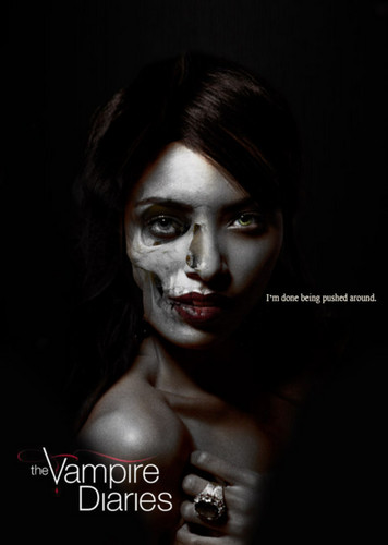 The Vampire Diaries wallpaper called the vampire diaries season 4 bonnie