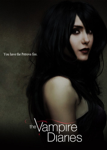 the vampire diaries season 4 petrova fire - the-vampire-diaries Photo