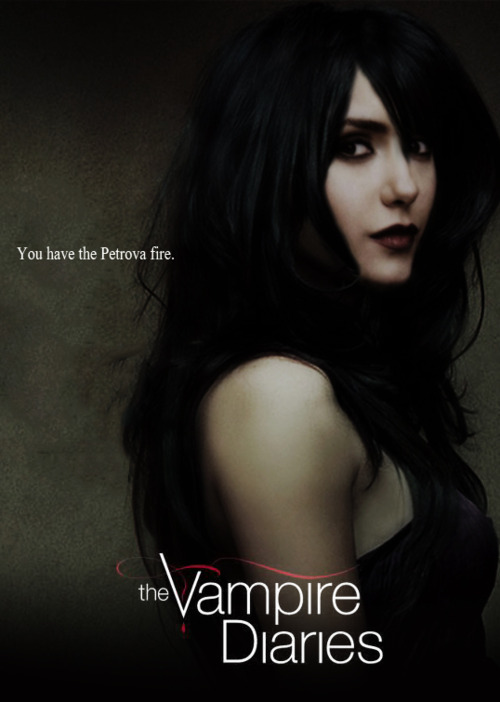 the vampire diaries season 4 petrova fire - the-vampire-diaries Photo