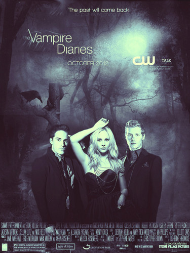 the vampire diaries tyler klaus caroline the past will come back