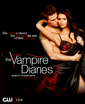 _the vampire diaries season_4_promo_poster_stelena - the-vampire-diaries Photo