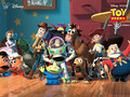 toy story 2 - pixar photo