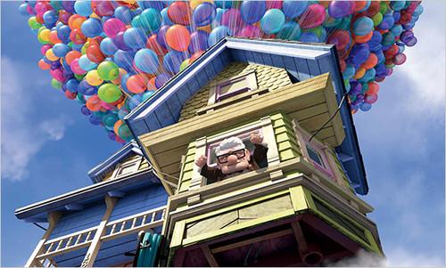 Pixar wallpaper called up!!