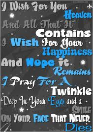 wishes c: