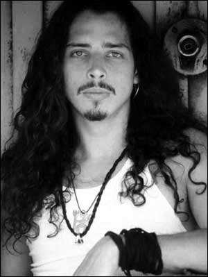 young Chris Cornell
