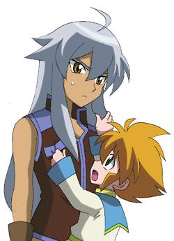 yu and tsubasa
