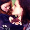 ✰ Bella & Renesmee ✰  - twilight-series photo
