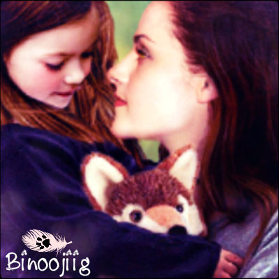 ✰ Bella & Renesmee ✰