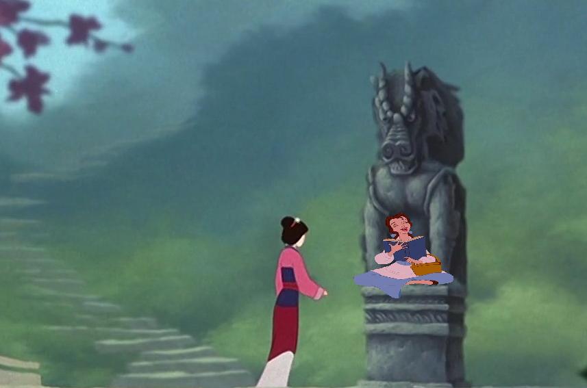"""""""Hi, I'm Belle!"""""""
