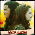 ★ Jacob & Bella ☆ - twilight-series photo