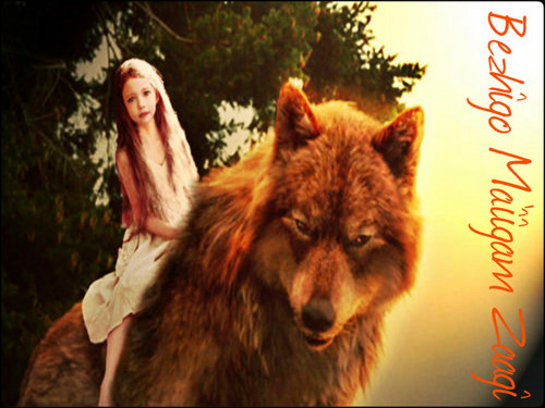 ✰ Jacob & Renesmee ✰