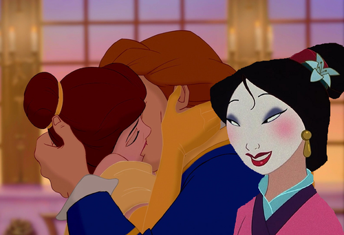 """Mulan, this is Adam..."""