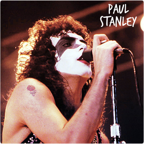 ☆ Paul Stanley ★ - kiss Photo