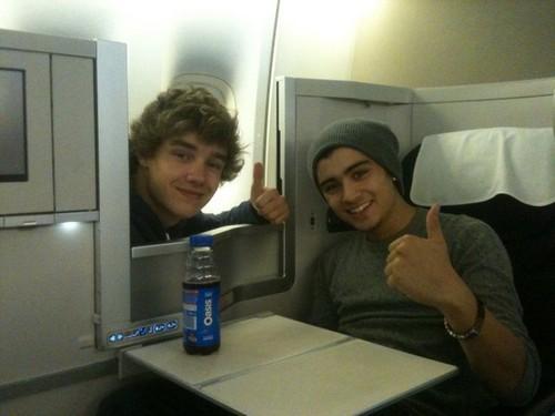 ♥ Zayn & Liam