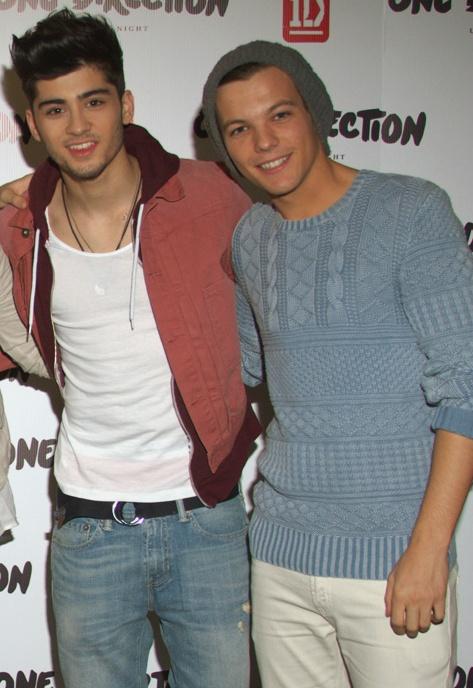 ♦ Zayn & Louis ♦