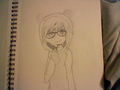 *uploads a bunch of drawings cause I want to* - panda-hero photo