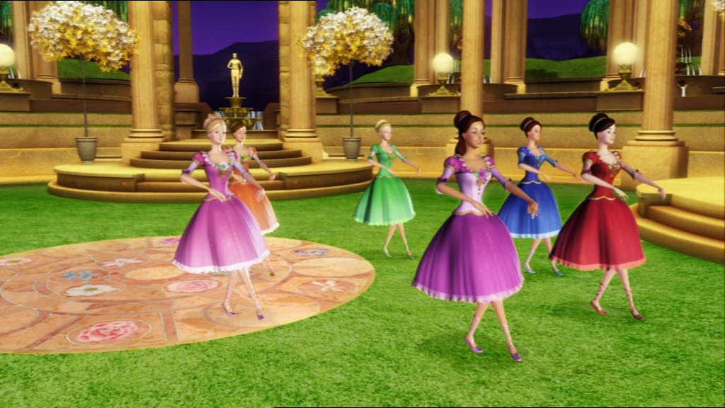 12dp Barbie In The 12 Dancing Princesses Photo 31332184 Fanpop