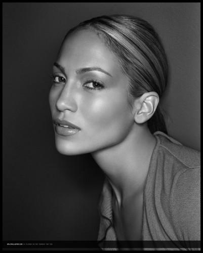 2000 Glamour photo shoot