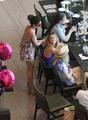 29th Birthday Lunch In Las Vegas [30 June 2012]