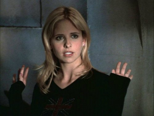 Buffy Summers hình nền with a portrait called 3.17 Enemies