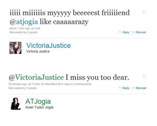 A/V Tweets