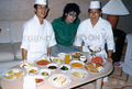 A legitimate vegetarian! - michael-jackson photo