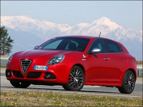 Alfa Romeo Giulietta 🍀QV 1750TBI 2010
