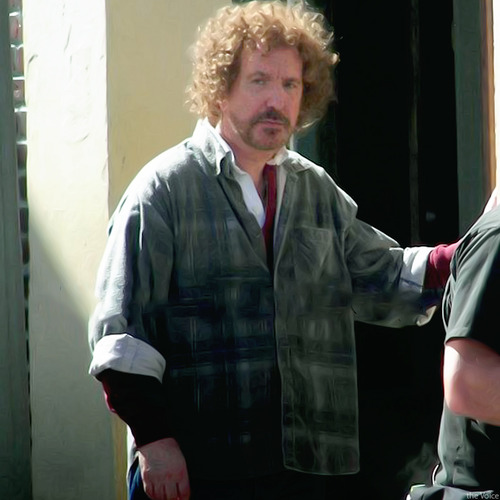 ALAN IN NEW MOVIE - alan-rickman Photo