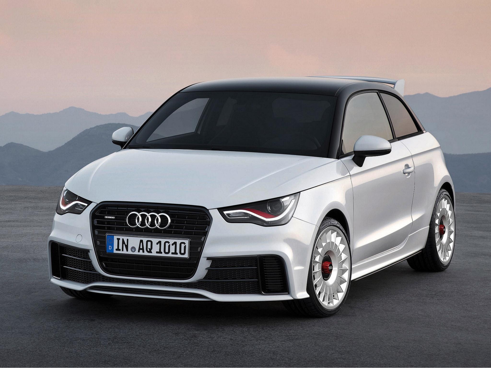 Audi A1 Quot Quattro Limited Edition Quot 2012 Audi Photo