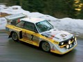 AUDI SPORT QUATTRO S1 Gr.B - audi photo